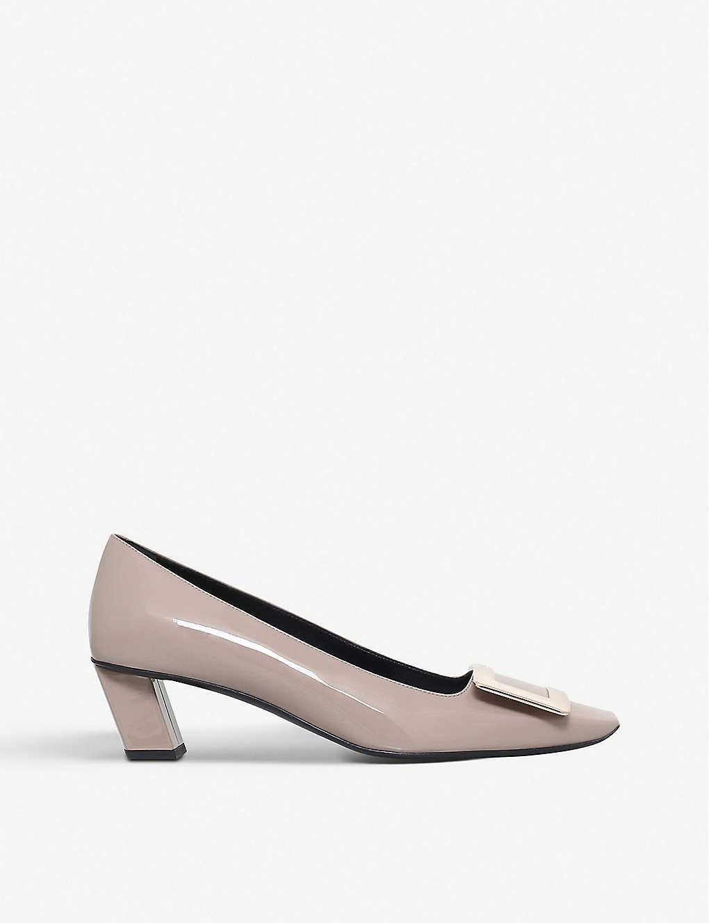 Belle Vivier patent-leather court shoes(3192805)