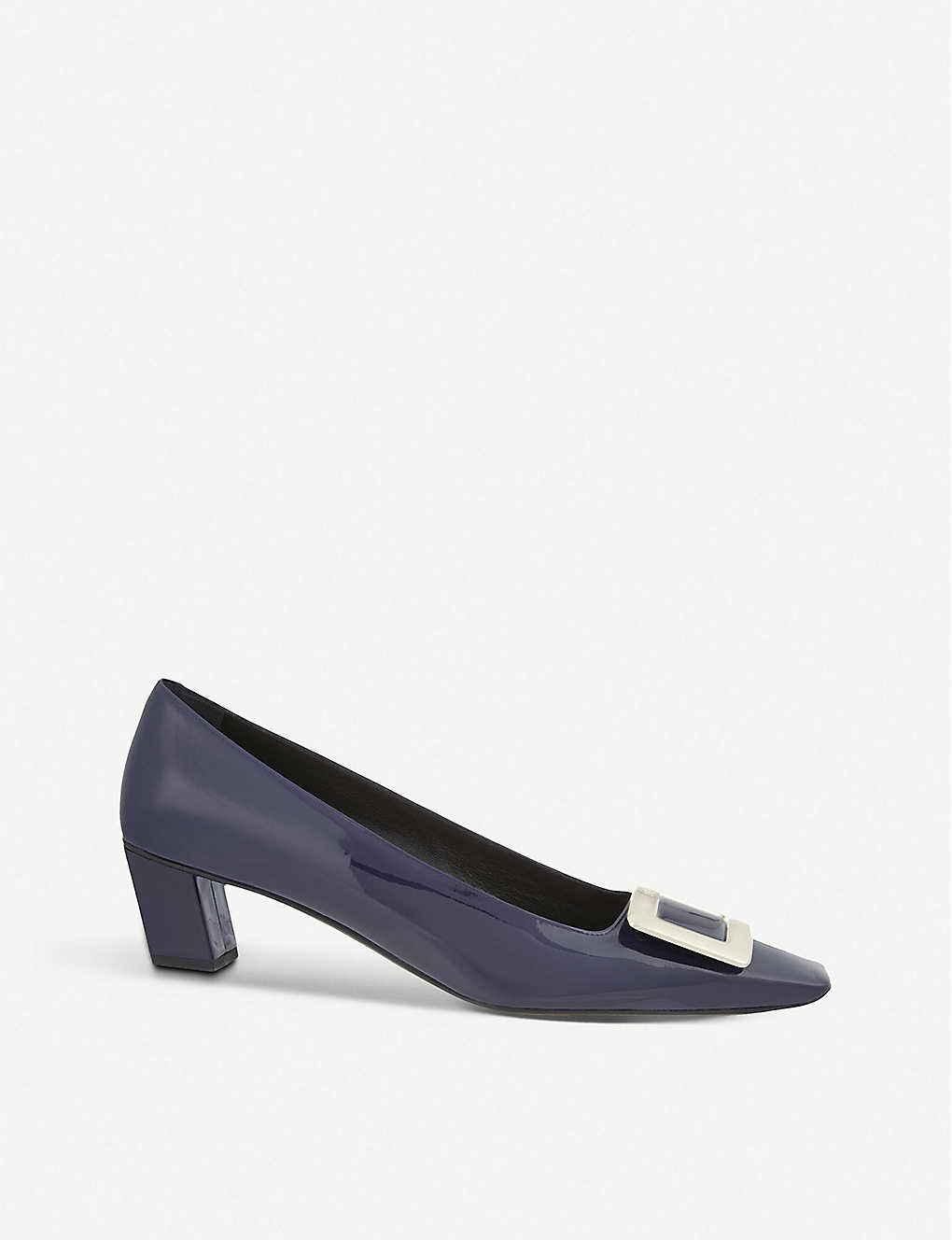 Belle Vivier patent-leather courts(2699429)