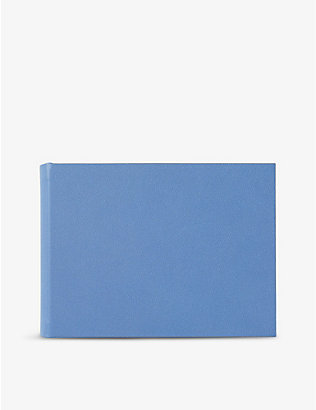 SMYTHSON: Bijou leather photo album
