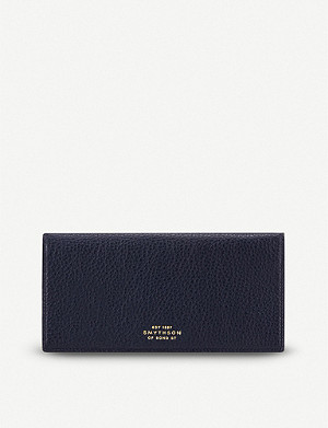 SMYTHSON Burlington slim coat wallet