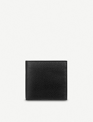 SMYTHSON Burlington 8 card leather wallet