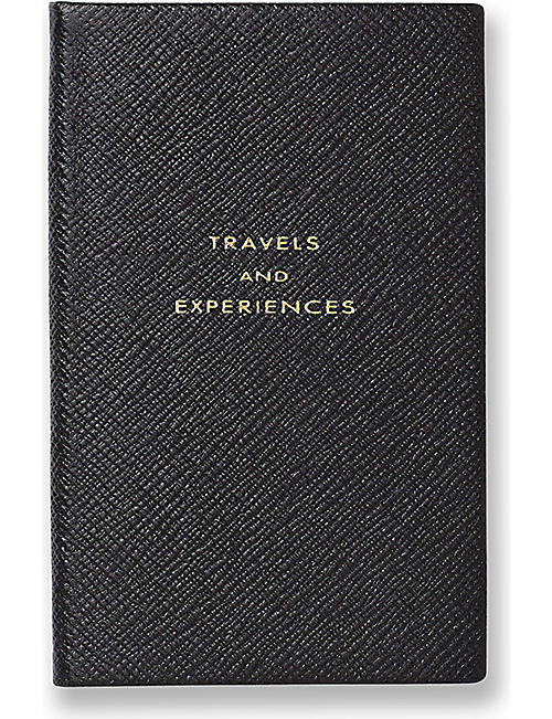 SMYTHSON Travel and Experiences panama notebook