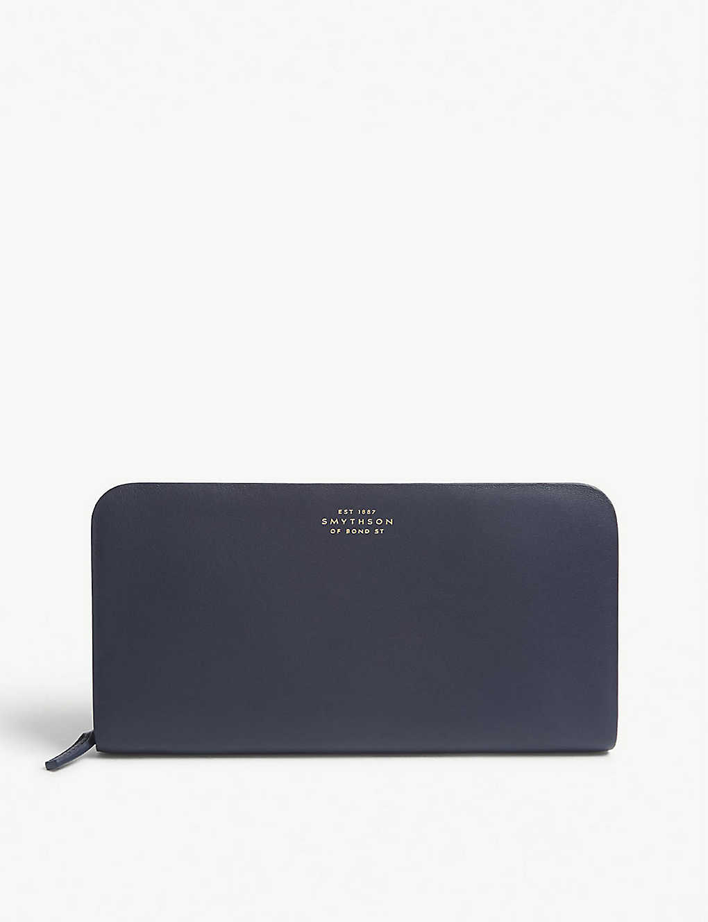 fcd532352f SMYTHSON - Compton large leather purse | Selfridges.com