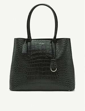 SMYTHSON Mara Ciappa Business leather bag