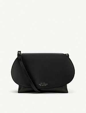 SMYTHSON Pillow leather crossbody bag