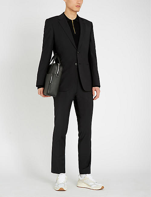 REISS Hope slim-fit wool-blend blazer