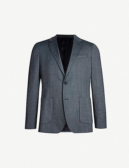 b2223ebec REISS - Blazers - Clothing - Mens - Selfridges