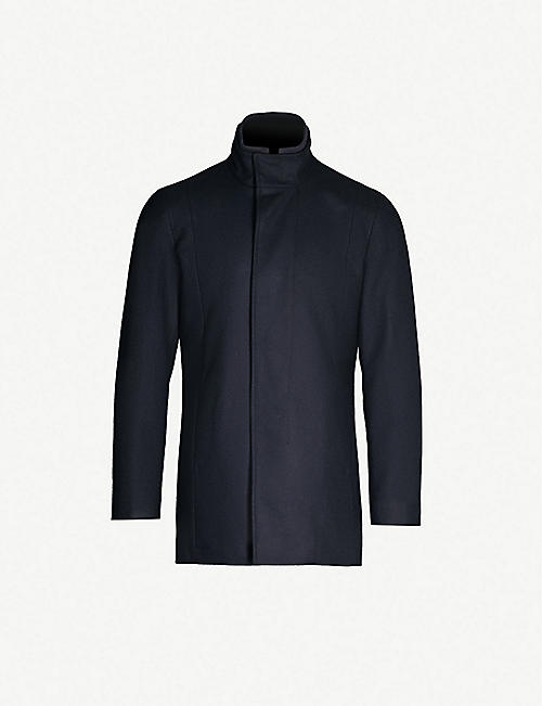 ca45711ec12 Peacoats - Coats & jackets - Clothing - Mens - Selfridges | Shop Online