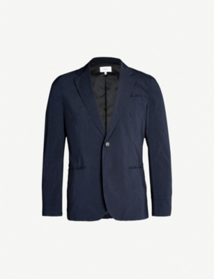 REISS Unique slim-fit blazer