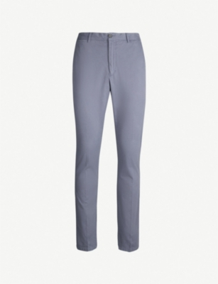 REISS Nillson slim-fit stretch-cotton chinos