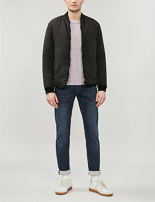 REISS Lasso regular-fit straight jeans