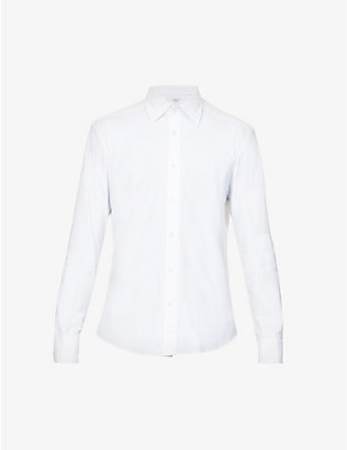 REISS: Voyager UV-protected stretch-woven shirt