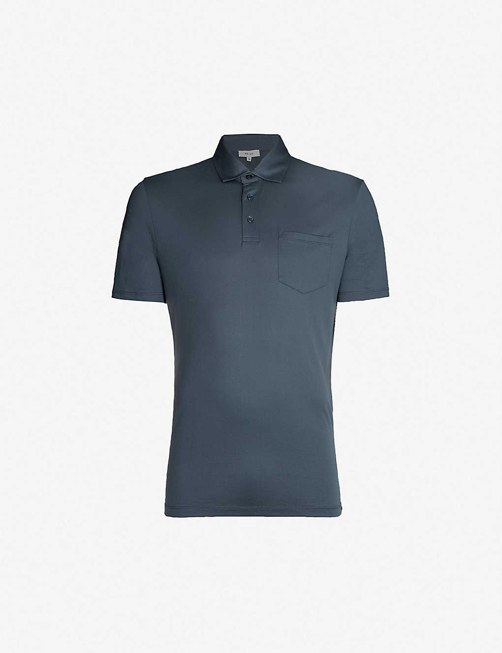 92a2da7b REISS - Elliot Egyptian cotton polo shirt | Selfridges.com