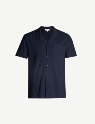 REISS Reeves regular-fit cotton shirt