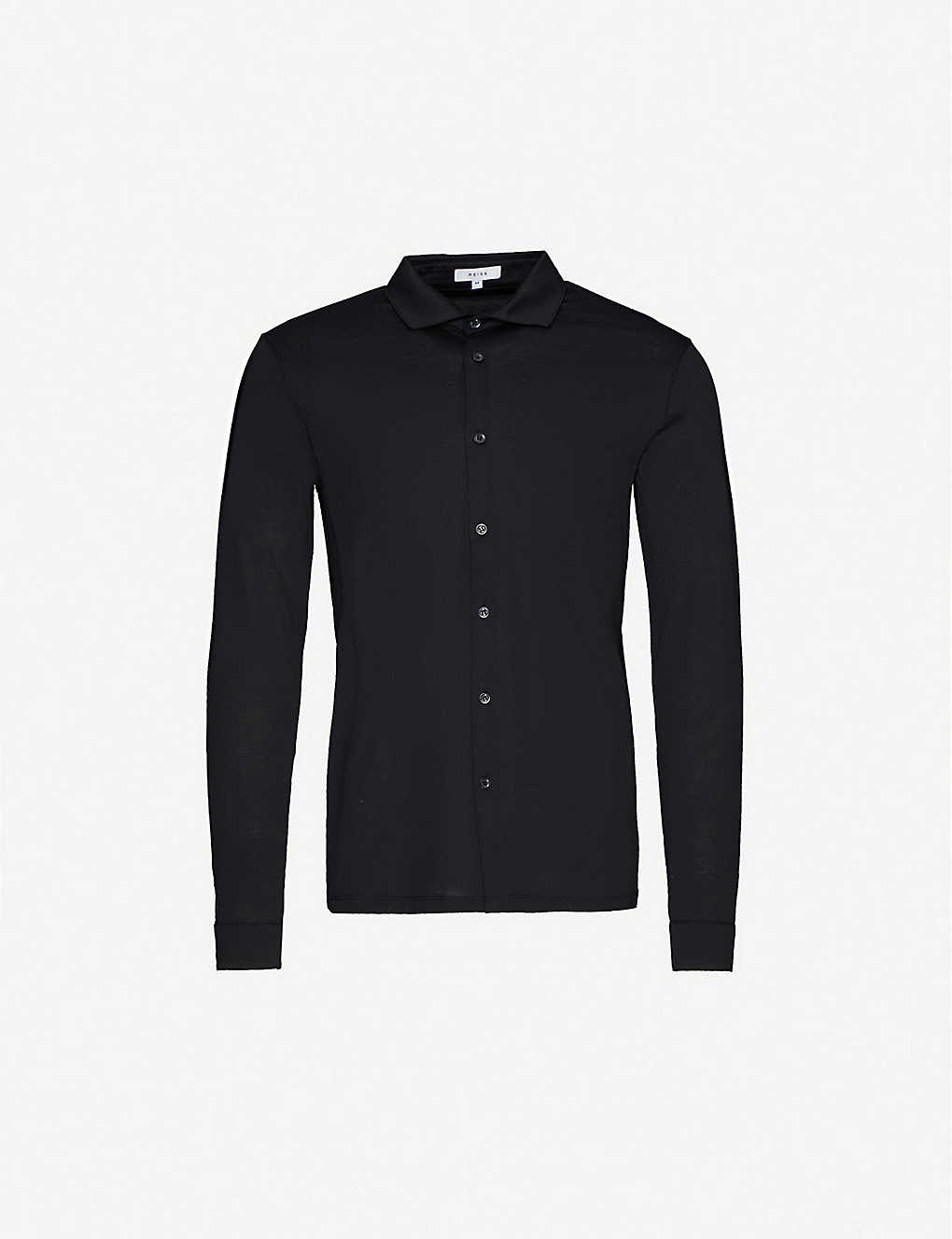 REISS: Chapter cotton shirt