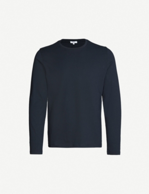 REISS Bravado cotton top
