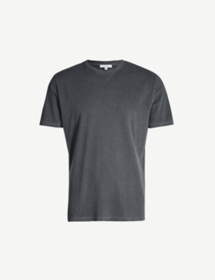 REISS Heath cotton-jersey T-shirt
