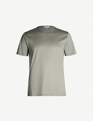 REISS Balham cotton-jersey T-shirt