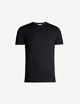REISS: Bless cotton-jersey T-shirt