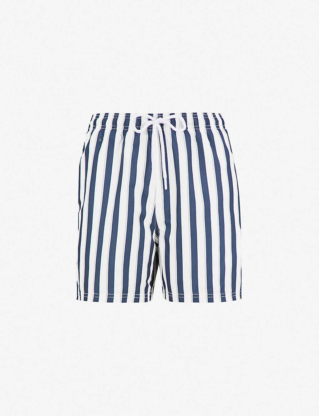 3d847d683b REISS - Flint striped swim shorts | Selfridges.com