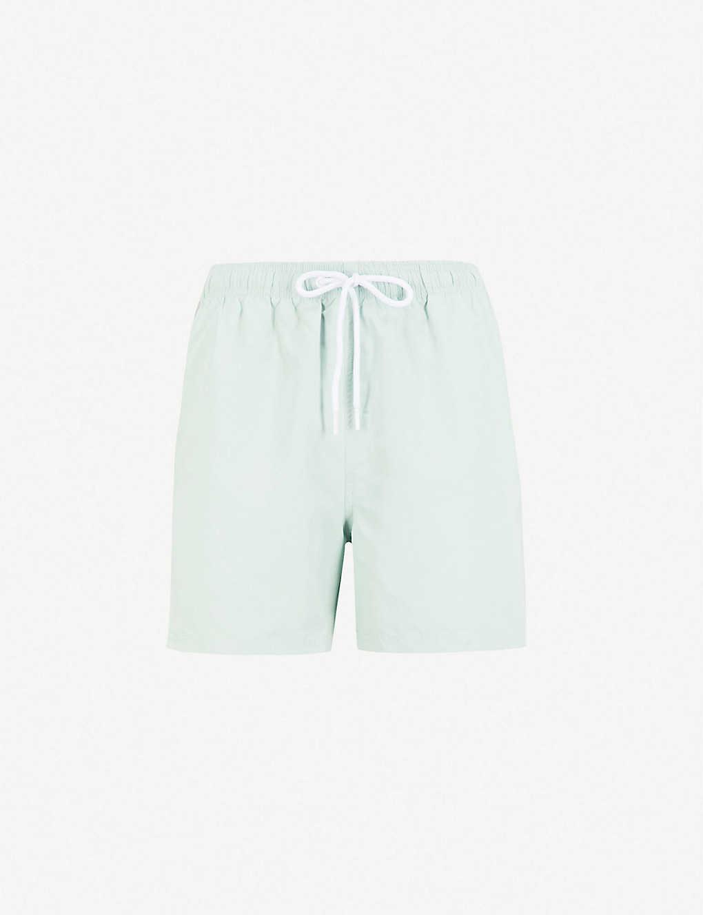 975dd9c6308ad REISS - Sonar swim shorts   Selfridges.com