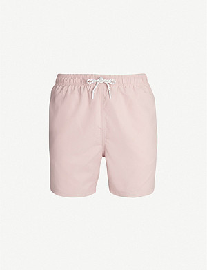 REISS Sonar swim shorts