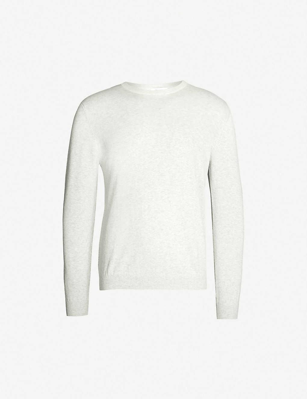ae953d55a Maurice crewneck cotton-knit jumper