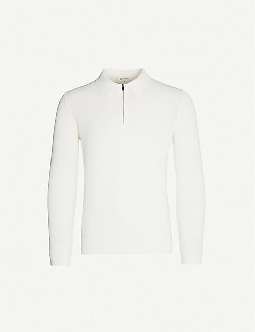 baf98c762f5f Long sleeve - Polo shirts - Tops & t-shirts - Clothing - Mens ...