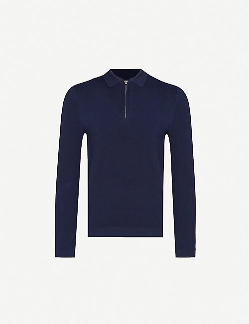 9c6cf4617a21 Polo shirts - Tops & t-shirts - Clothing - Mens - Selfridges   Shop ...