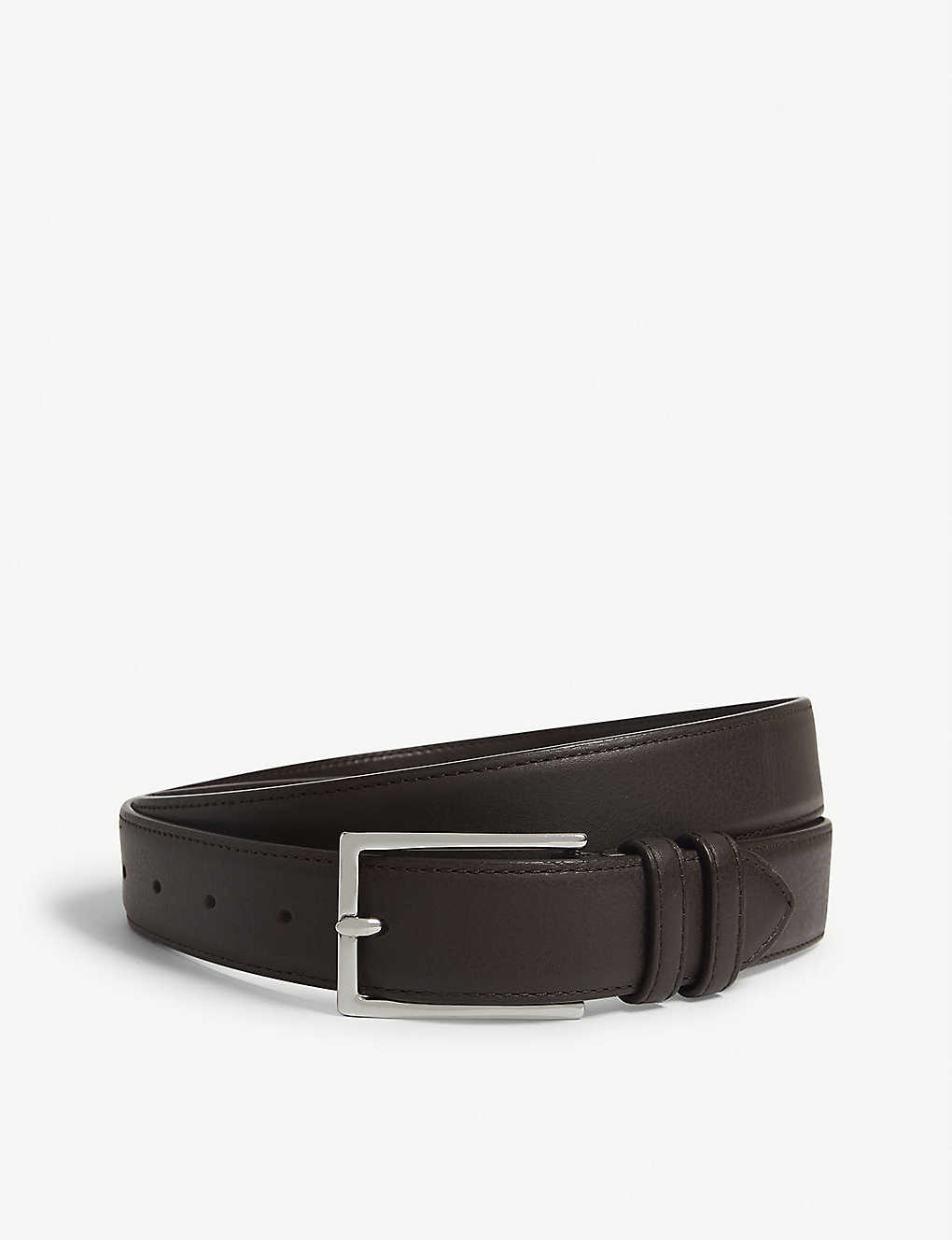REISS: Martin leather belt