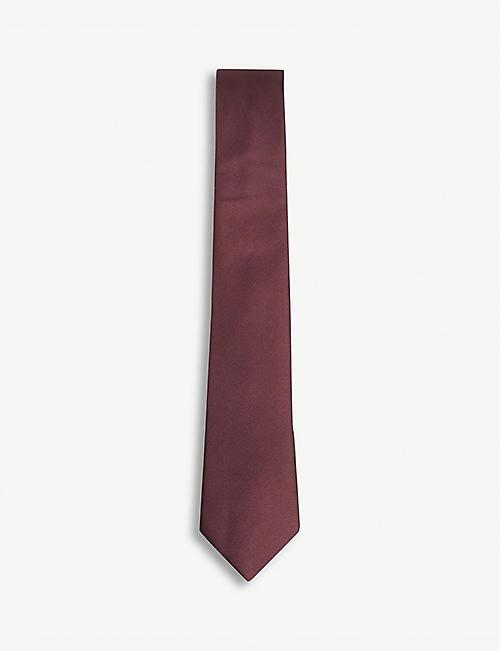 2f23fd3a88c7 REISS - Ties - Accessories - Mens - Selfridges | Shop Online