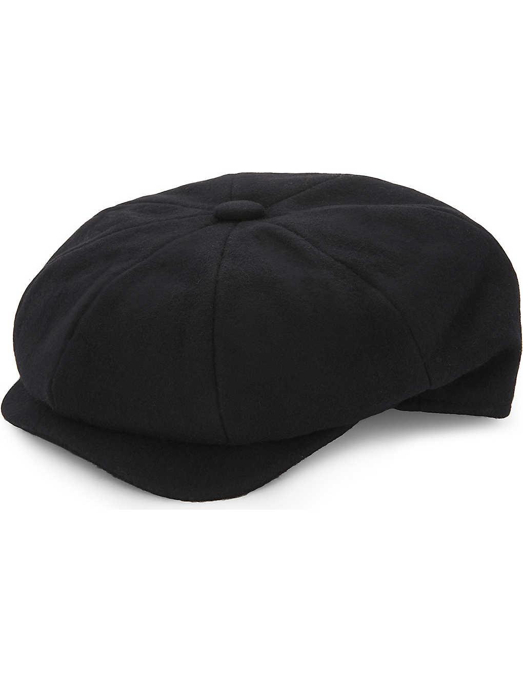 6971e46c REISS - Shelby Baker Boy hat | Selfridges.com