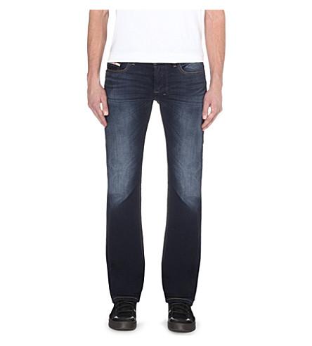 cec1eb55d9b DIESEL Zatiny 837k regular fit bootcut jeans on PopScreen