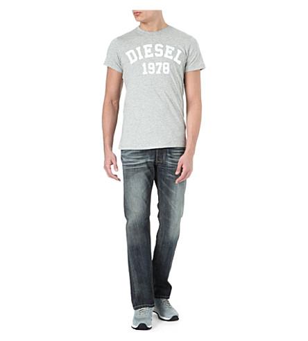 DIESEL Denims Safado regular-fit straight jeans