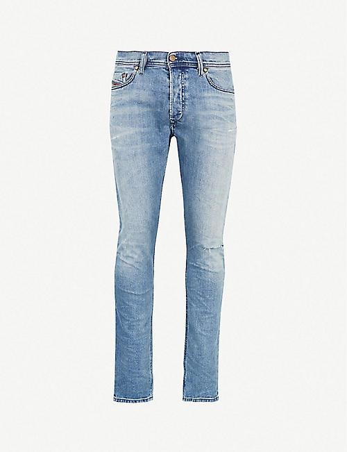 9308b7e4 DIESEL Tepphar stretch-denim skinny jeans