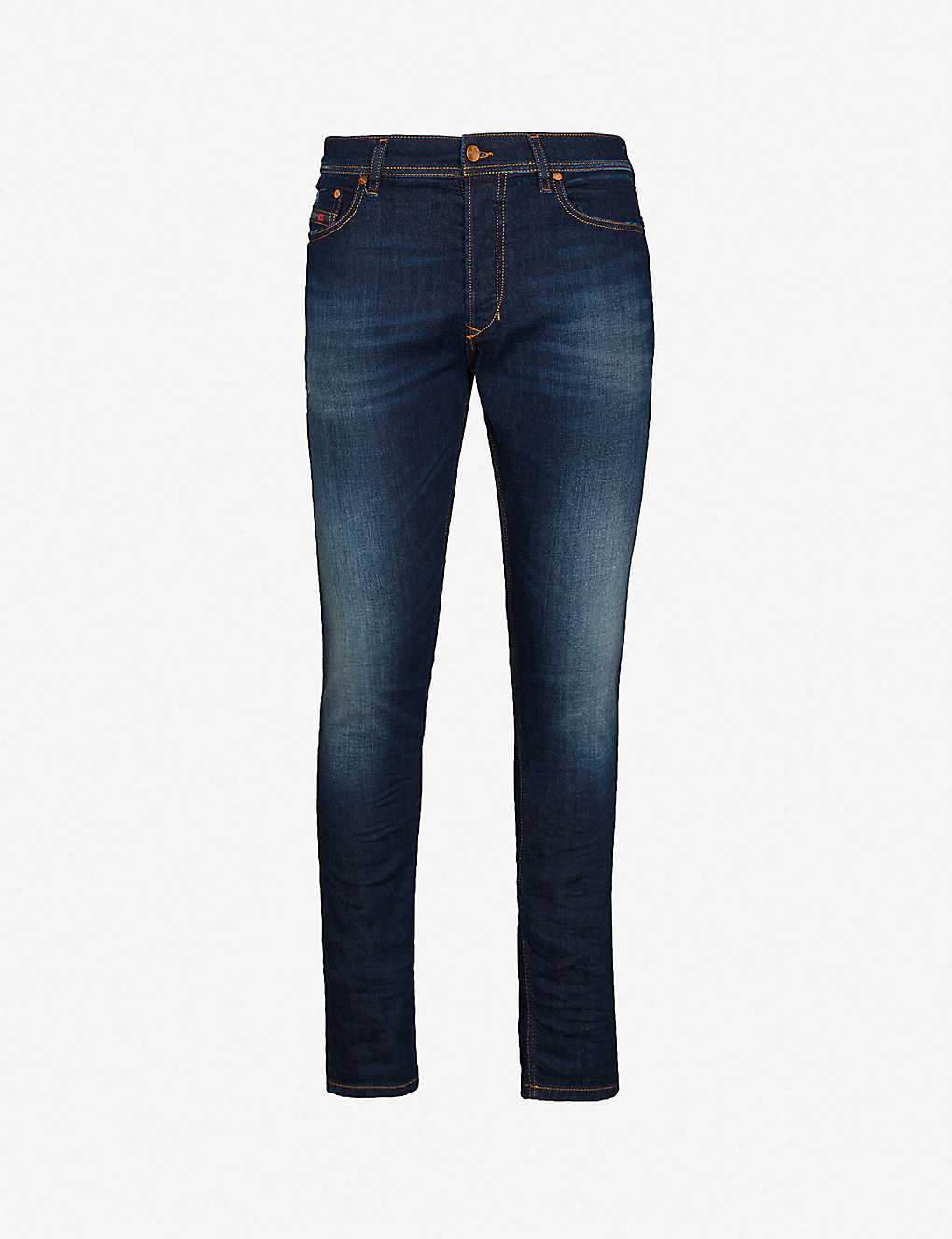 2fc0735d9cc2cf DIESEL - Tepphar slim-fit tapered jeans   Selfridges.com