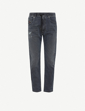 DIESEL Narrot-Ne regular-fit skinny sweat jeans