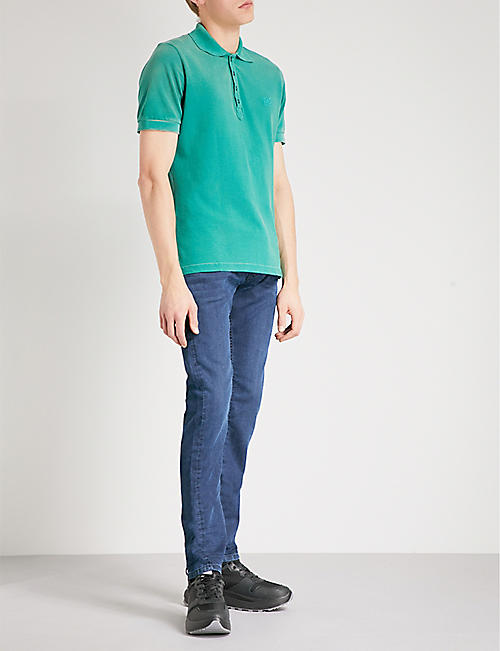 DIESEL Thommer relaxed-fit tapered jogg-jeans
