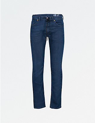 DIESEL: Thommer tapered jeans