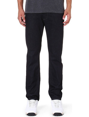 DIESEL Buster 0607A regular-fit tapered jeans