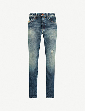 DIESEL Buster regular-fit tapered jeans