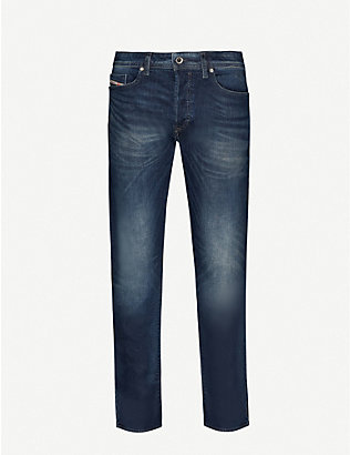 DIESEL: Buster tapered jeans