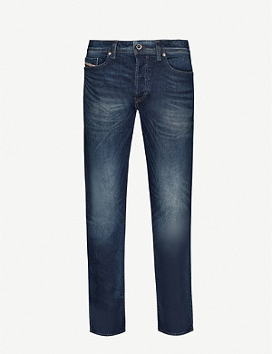 DIESEL Buster slim-fit tapered jeans