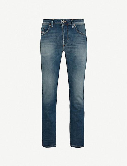af5c9ef866d DIESEL Thommer-T slim-fit tapered jeans