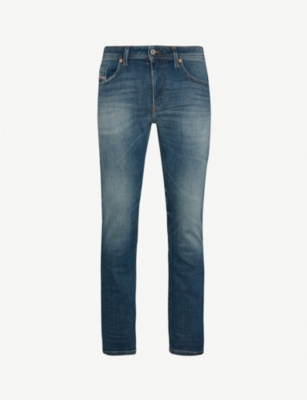 DIESEL Thommer-T slim-fit tapered jeans
