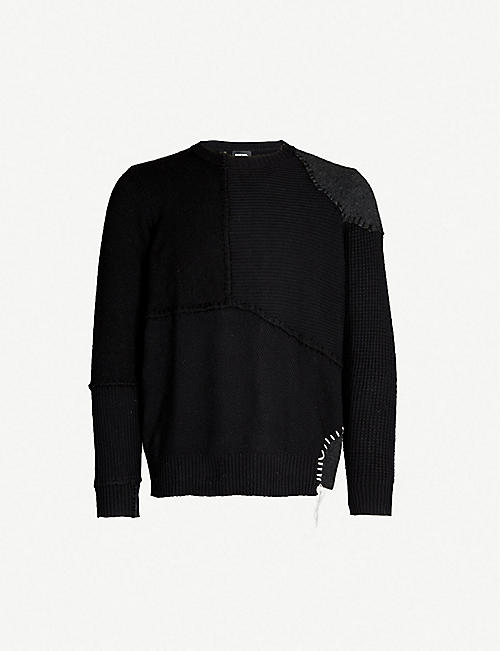a0a37c26f DIESEL - Jumpers - Knitwear - Clothing - Mens - Selfridges