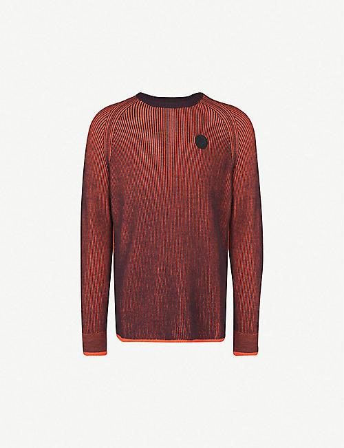 1508978f55c DIESEL K-Blend wool-blend jumper