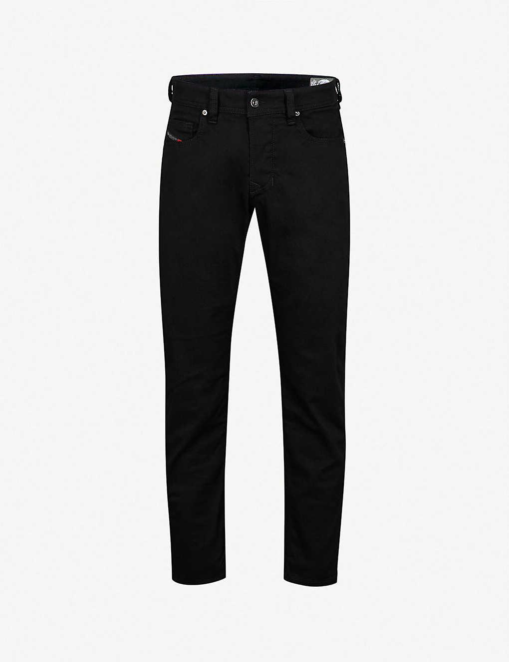 8310f753 DIESEL - Larkee-Beex regular-fit tapered jeans | Selfridges.com