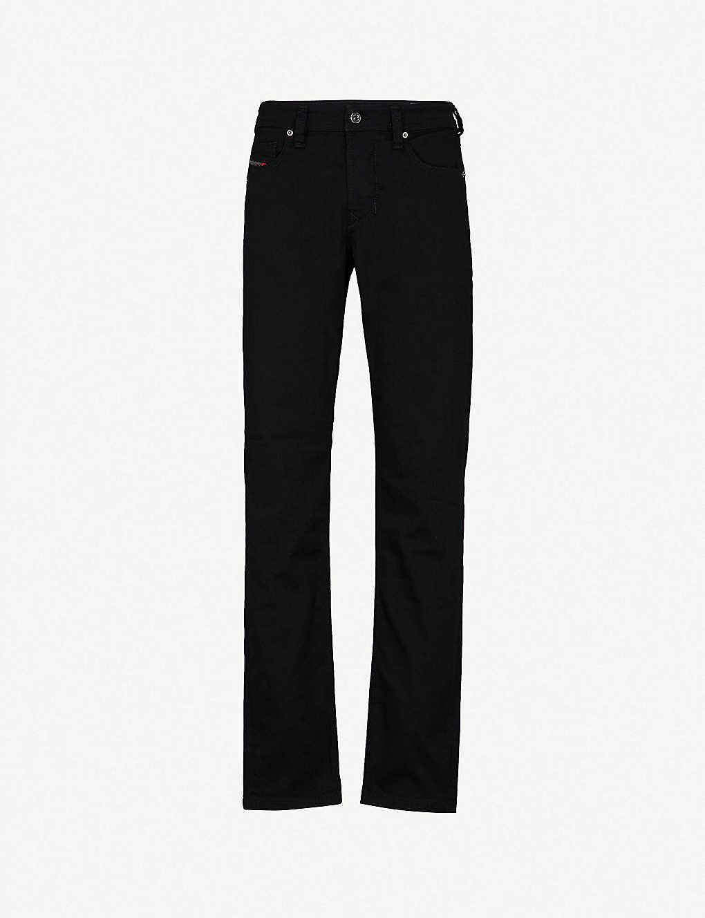 b123a781 DIESEL - Larkee-Beex slim-fit tapered jeans | Selfridges.com