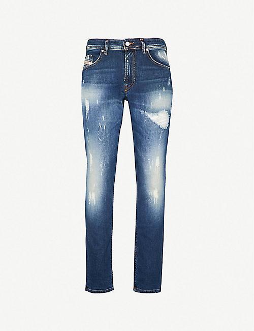 f299319f744 DIESEL Thommer slim-fit skinny jeans